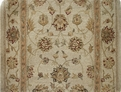 Patina 07 Antique Ivory Traditional Custom Runner