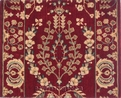 Persian Dream PD02 Burgundy Carpet Stair Runner