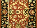 Persian Dream PD03 Rust Carpet Stair Runner