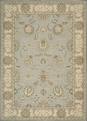 Persian Empire PE22 Aqua Rug by Nourison