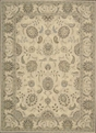 Persian Empire PE22 Ivory Area Rug by Nourison