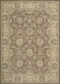 Persian Empire PE22 Mocha Rug by Nourison
