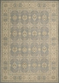 Persian Empire PE23 Slate Rug by Nourison