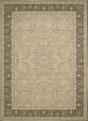 Persian Empire PE25 Sand Area Rug by Nourison