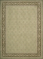 Persian Empire PE26 Green Rug by Nourison