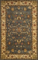 Petra 9062 / 03 Blue Area Rug by Trans-Ocean