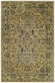 Presidential Picks 6307 Wormsloe 09 Cream Area Rug by Kaleen