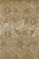 Radiance RD-04 Gold Area Rug by Momeni