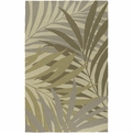 Rain RAI-1001 Gray Outdoor Area Rug by Surya