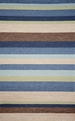 Ravella Stripe 1900/33 Denim Area Rug by Trans-Ocean