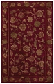 Red Dexter Area Rug by Capel
