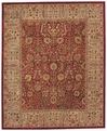 Red Forest Park Rug by Capel