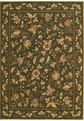 Renaissance Alexandria 00600 Ocean Machine Made 100% Nylon Shaw Rugs