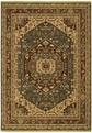 Renaissance Bergamo 03600 Ocean Machine Made 100% Nylon Shaw Rugs