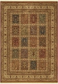 Renaissance Jourdain 09440 Multi Machine Made 100% Nylon Shaw Rugs
