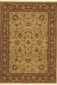 Renaissance Monaco 05700 Gold Machine Made 100% Nylon Shaw Rugs
