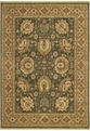 Renaissance Sienna 07600 Ocean Machine Made 100% Nylon Shaw Rugs
