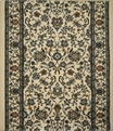 Royal Emporer 4611.14 Ivory Custom Runner