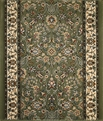 Royal Emporer 4611.31 Green Carpet Stair Runner
