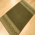 Royal Garden - 920 Olive Carpet Stair Runner