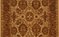 Royal Kashimar All Over Vase 8132/2607 Hazelnut Carpet Stair Runner