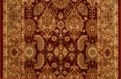 Royal Kashimar All Over Vase 8132/2608a Persian Red Custom Runner