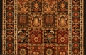 Royal Kashimar Antique Nain 8199/2599 Black Custom Runner
