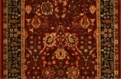 Royal Kashimar Cypress Garden 0621/2597a Persian Red Custom Runner