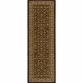 Royal<br>RY-02<br>Brown<br>Power Loomed<br>100% Polypropylene<br>Momeni Rugs
