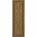Royal<br>RY-02<br>Ivory<br>Power Loomed<br>100% Polypropylene<br>Momeni Rugs