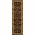 Royal<br>RY-03<br>Brown<br>Power Loomed<br>100% Polypropylene<br>Momeni Rugs