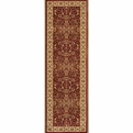 Royal<br>RY-03<br>Red<br>Power Loomed<br>100% Polypropylene<br>Momeni Rugs