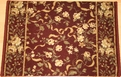 Royal Sovereign Annette 26482 Wine Carpet Stair Runner