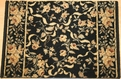 Royal Sovereign Annette 26484 Black Carpet Stair Runner