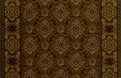 Royal Sovereign Catherine 1450 Olive Carpet Stair Runner