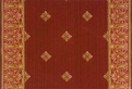 Royal Sovereign Harry 21361 Red Stone Custom Runner