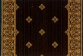 Royal Sovereign Harry 21365 Expresso Carpet Stair Runner