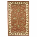 Rust Ivory 1405 200 Charisma Area Rug By Dynamic