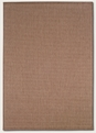 Couristan Saddle Stitch Cocoa 1001/1500 Recife Rug