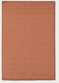 Couristan Saddle Stitch TerraCotta 1001/4000 Recife Rug