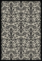 Sand Black 2742 3901 Piazza Outdoor Area Rug By Dynamic