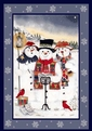 Seasonal Inspirations <br>534533-0013 <br>Merry Minstrels� <br>100% Nylon Fiber <br>Machine Made <br>Milliken Rugs <br>On Sale
