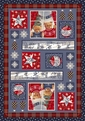 Seasonal Inspirations <br>534533-0018 <br>Christmas Cuddles� <br>100% Nylon Fiber <br>Machine Made <br>Milliken Rugs <br>On Sale