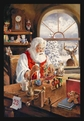 Seasonal Inspirations <br>534533-2001 <br>Santa Gift� <br>100% Nylon Fiber <br>Machine Made <br>Milliken Rugs <br>On Sale