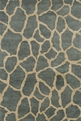 Serengeti SG-04 Teal Area Rug by Momeni