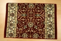 Shadows SHA11 Burgundy Carpet Stair Runner