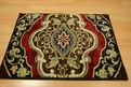 Shaw Mirabella Andora 20800 Red Custom Runner Rug