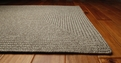 Slate Outdurable Outdoor Area Rug by Homespice