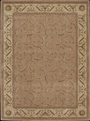 Somerset ST02 Peach Area Rug by Nourison