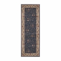 Somerset <br>ST05 Navy <br>Machine Woven <br>100% Polyacrylic <br>Nourison Rugs